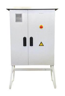 Elektro omara naj bo narejena iz trpežnih materialov