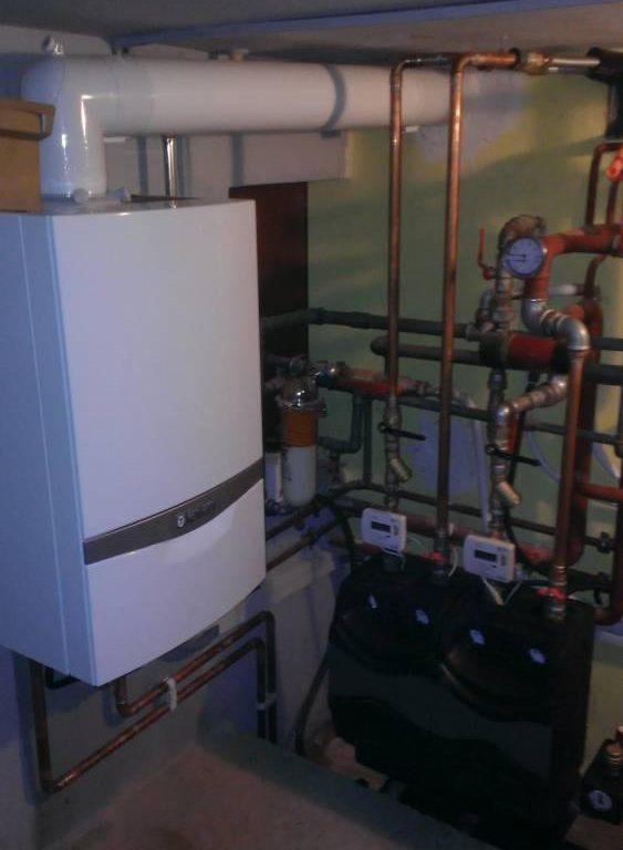 Hišni vodovod je prva pomembna investicija po izgradnji objekta