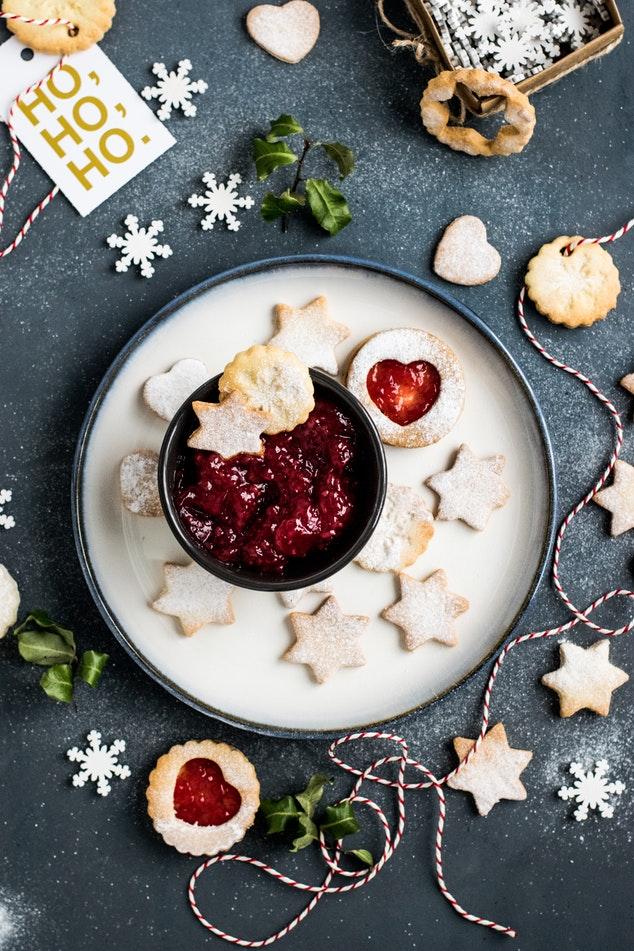 Vse kar potrebujete za božično kuho in peko