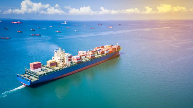 Mednarodni transport po morju
