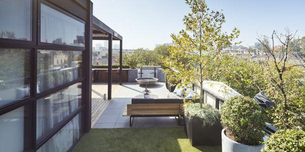 Ponudba izolacija terase in hidroizolacije drugih površin