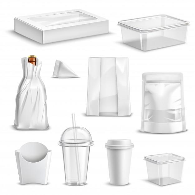 Plastična embalaža za zanesljivo pakiranje hrane