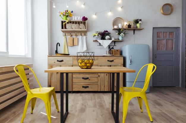 Stoli za popolno izkušnjo pri jedi