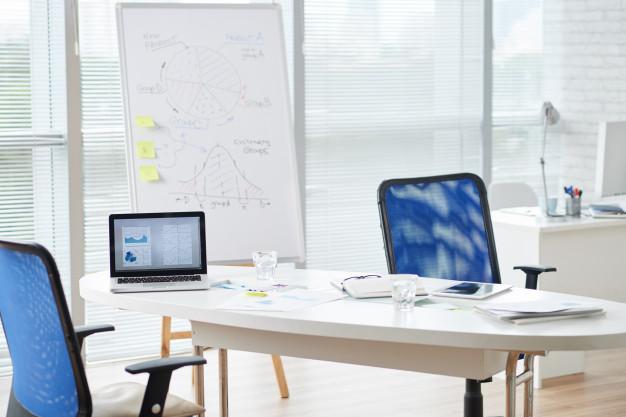 Pisarniško pohištvo je pomembno za kakovost dela