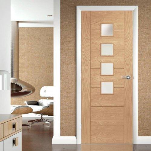 Naročilo lesenih notranjih vrat in pisarniškega pohištva po meri