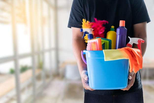 Generalno čiščenje pri vas doma ali pri vas v podjetju