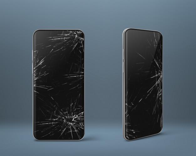 Steklo za telefon je lahko tudi kaljeno steklo
