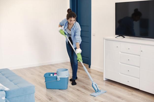 Profesionalno čiščenje z enostavnimi rešitvami